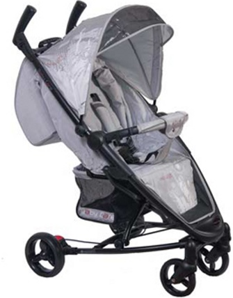 Baby Care New York Silver