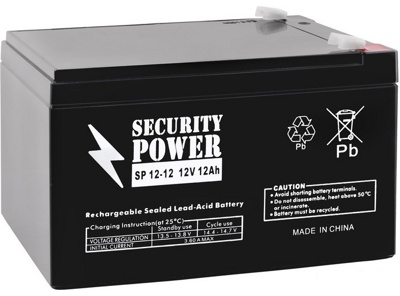 Security Power SP 12-12